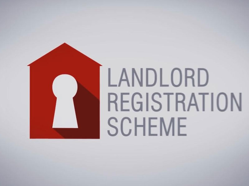 The Landlord Registration Scheme