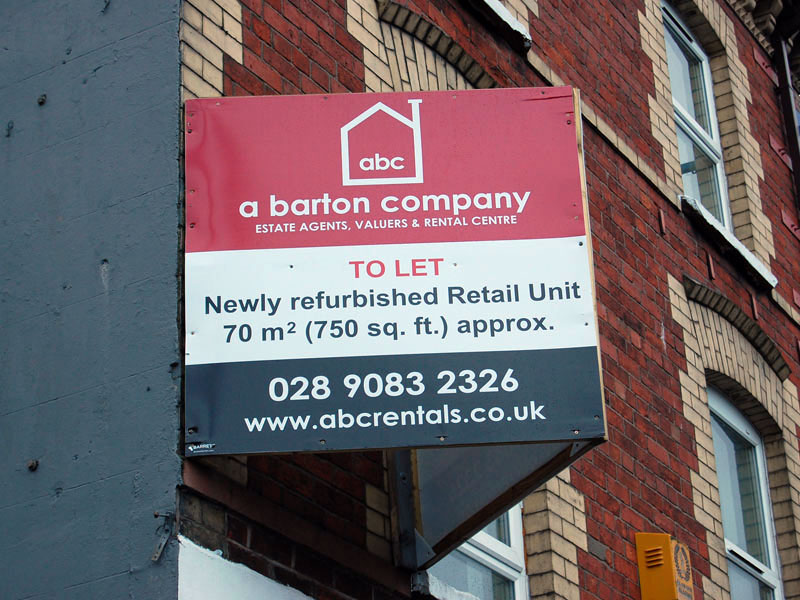 Commercial Estate Agency from A Barton Company.